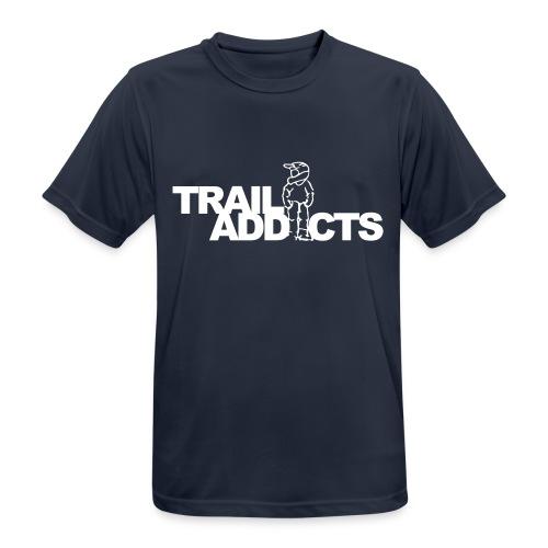 mannen T-shirt ademend