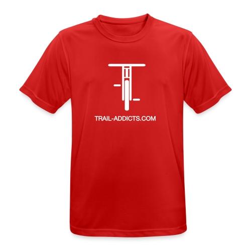 Sport shirt  - mannen T-shirt ademend