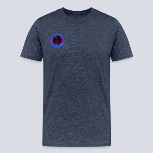 Bass clef Men's Premium T-Shirt - Men's Premium T-Shirt