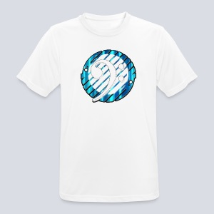 Bass clef Men's Breathable T-Shirt - Men's Breathable T-Shirt