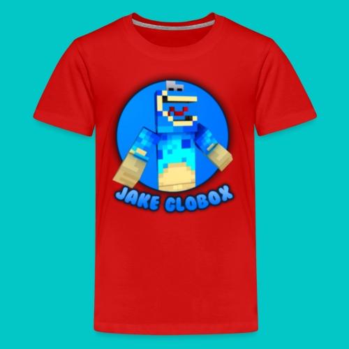 Jake Globox TEENAGER T-Shirt - Teenage Premium T-Shirt