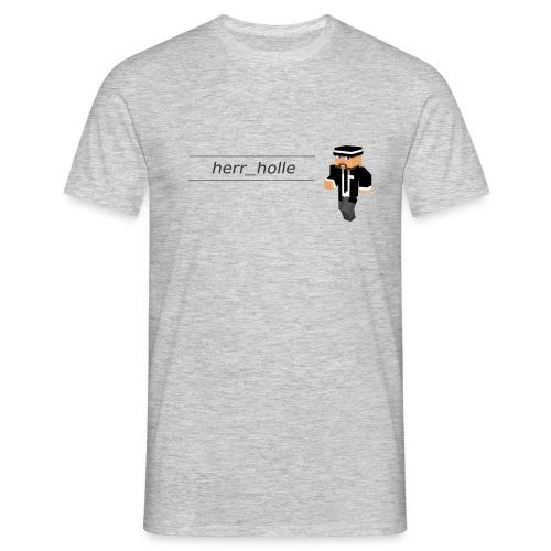 herr_holle - herr_holle geht - Männer T-Shirt