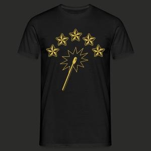Five Star Match Mens - Men's T-Shirt