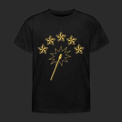 Five Star Match Kids - Kids' T-Shirt