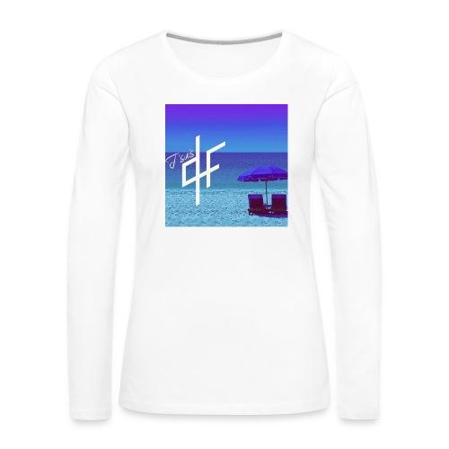 PNL-J'SUIS QLF - Women's Premium Longsleeve Shirt