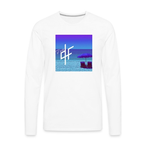PNL-J'SUIS QLF - Men's Premium Longsleeve Shirt