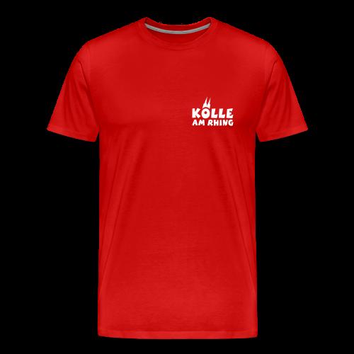Kölle am Rhing S-5XL Köln T-Shirt - Männer Premium T-Shirt