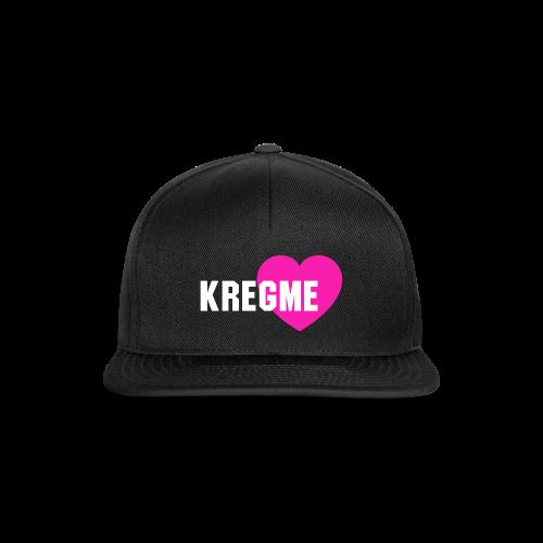 KregmeLOVE Cap - Snapback Cap