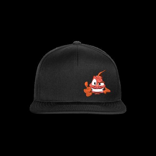 Makrel Face Cap - Snapback Cap