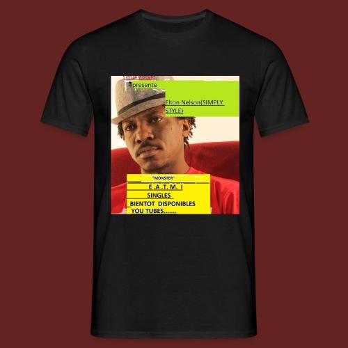 E A T M   SHOP - T-shirt Homme