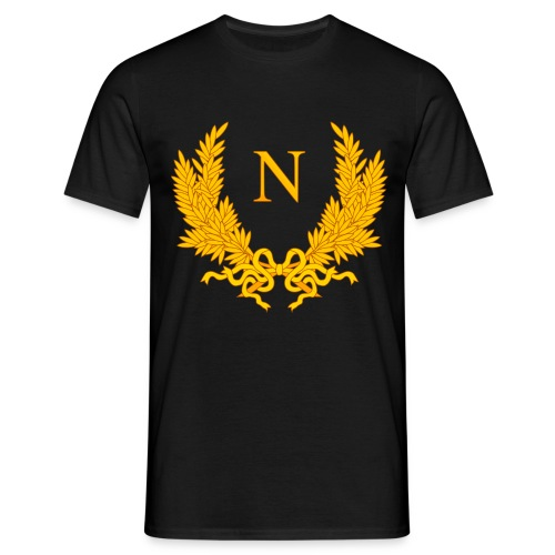 N de Napoleon or (11 coloris) - T-shirt Homme