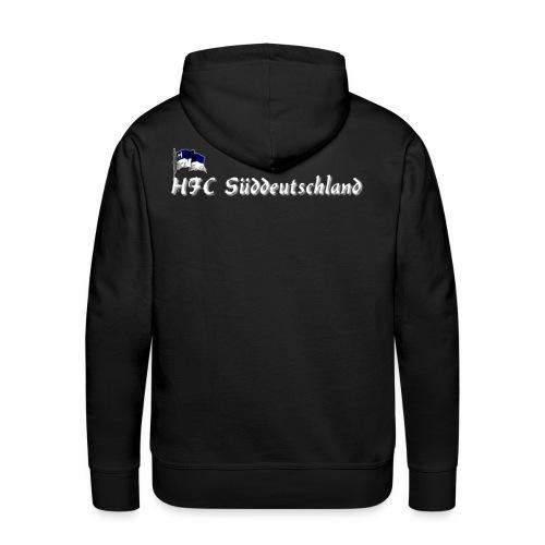 HFC Süddeutschland Kapuzenpullover - Männer Premium Hoodie