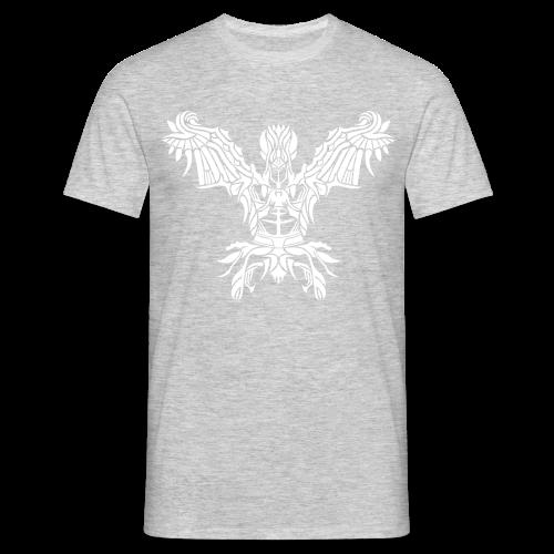 Angel Tribal - Männer T-Shirt