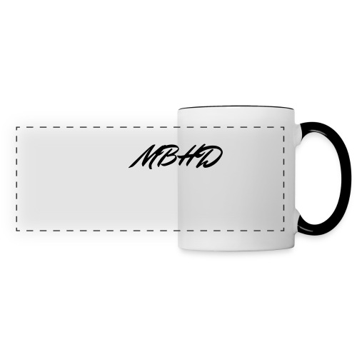 MBHD Coloured Mug - Panoramic Mug