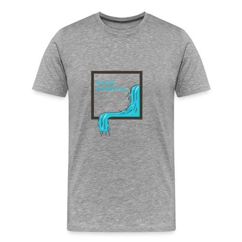 Water Elemental Erwachsenen Premium Shirt - Männer Premium T-Shirt