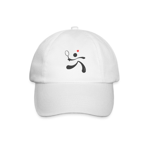 TENNIS HEART - Baseball Cap
