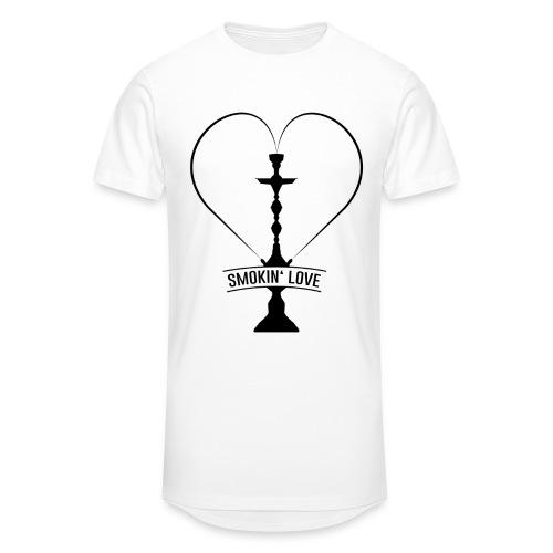 Smokin' Love - Männer Urban Longshirt