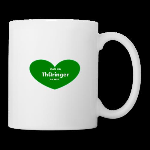 Stolzer Thüringer - Tasse