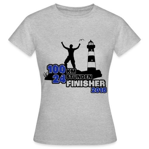 Finisher 100 km - Frauen-Shirt - Frauen T-Shirt