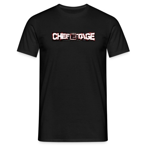CLUBBING CHEF - Männer T-Shirt