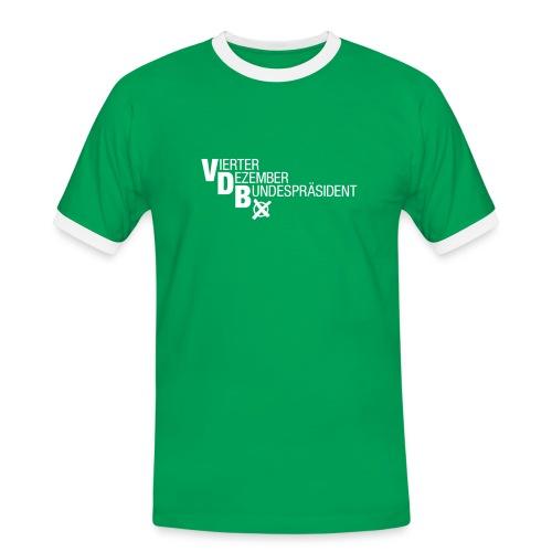 VDB2016 - Männer Kontrast-T-Shirt