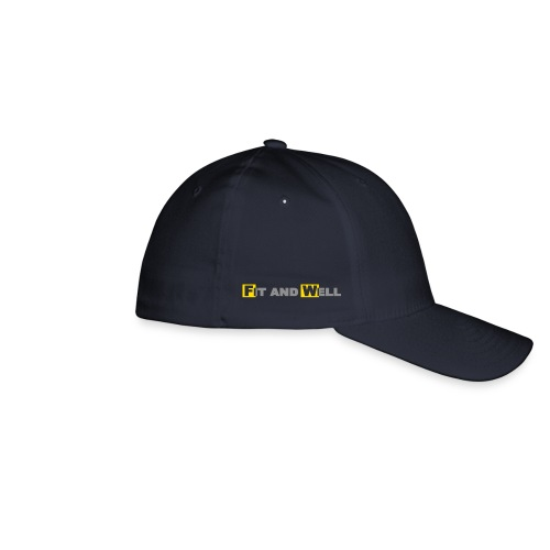 FaW - simple - basecap/u - Flexfit Baseballkappe