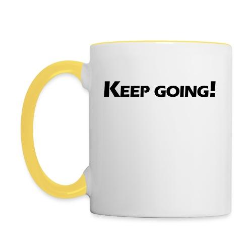 FaW - simple - cup2/u - Tasse zweifarbig