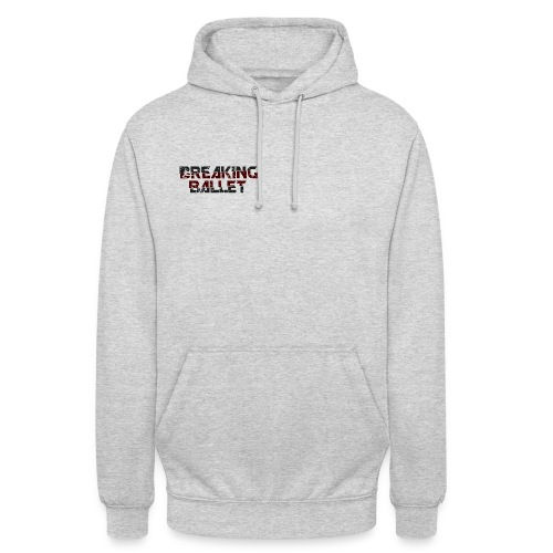 Unisex Heather Grey Hoodie - Unisex Hoodie