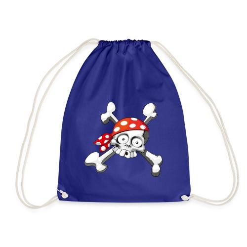 Piraten Turnbeutel | Turnbeutel Kindergarten - Turnbeutel