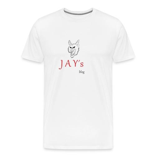 JAY´s blog  - Männer Premium T-Shirt