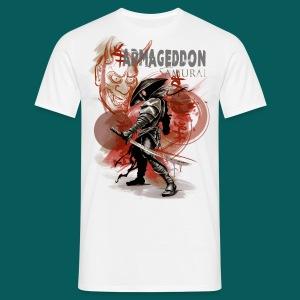 Armageddon Samurai - Männer T-Shirt