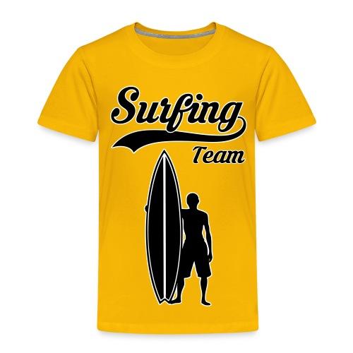 Surfing Team - Kids' Premium T-Shirt