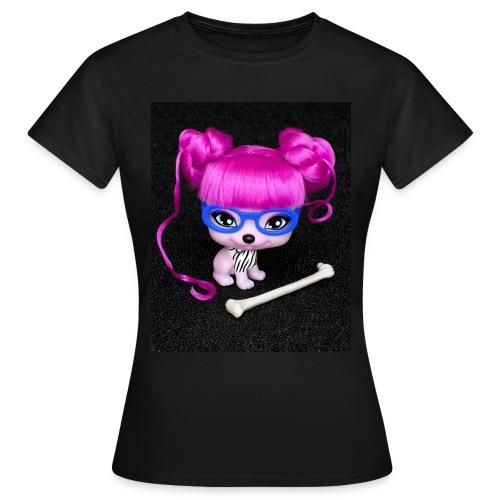 CHECKY DOG Women's  T-Shirt by Felix Holzer® - Women's T-Shirt