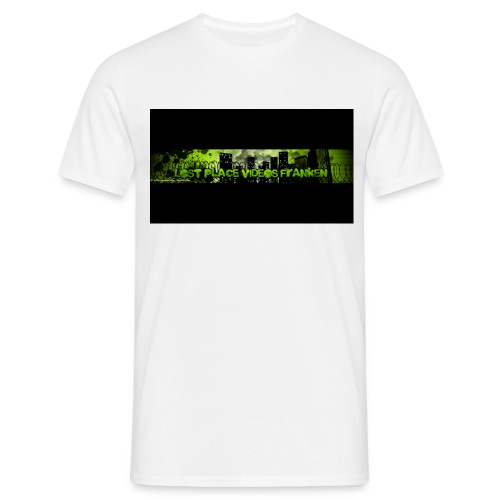 Lost Place Videos Logo Shirt Männer - Männer T-Shirt