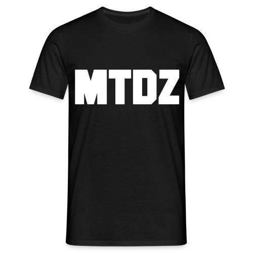 T-Shirt MTDZ - Männer T-Shirt