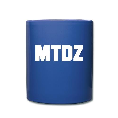 Tasse MTDZ - Tasse einfarbig