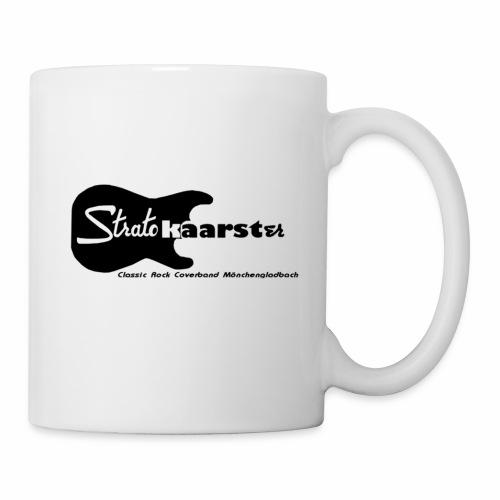 Stratokaarster Tasse weiss - Tasse