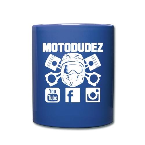 Tasse MOTODUDEZ - Tasse einfarbig