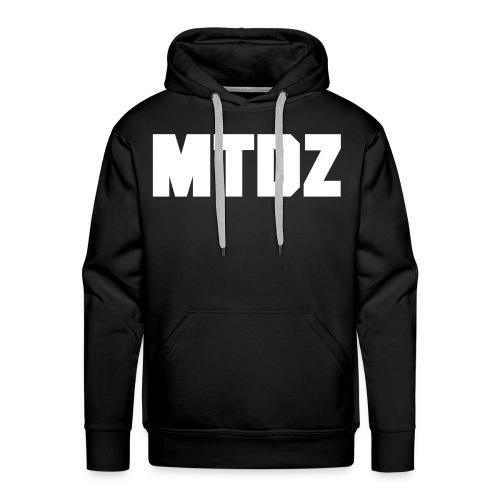 Kapuzenpullover MTDZ - Männer Premium Hoodie