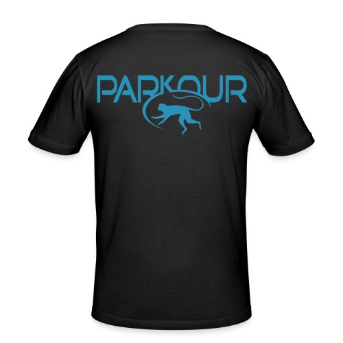 HBS - Parkour (m) - Männer Slim Fit T-Shirt