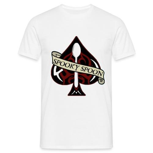T-shirt logo et écriture (dos) - T-shirt Homme