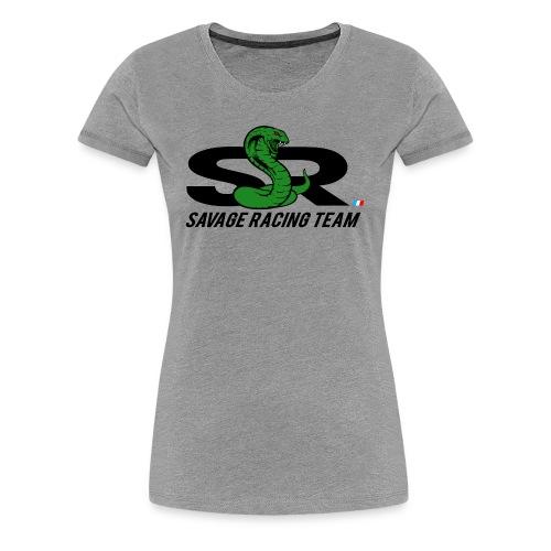 SavageRacingTeam T-Shirt Original (W) - Women's Premium T-Shirt