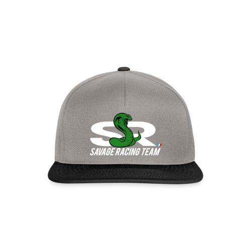 SavageRacingTeam Snapback (U) - Snapback Cap