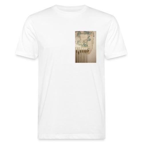time will tell - Männer Bio-T-Shirt