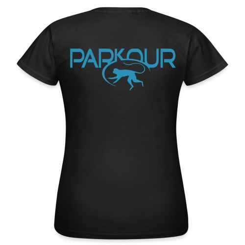 HBS - Parkour (w) - Frauen T-Shirt