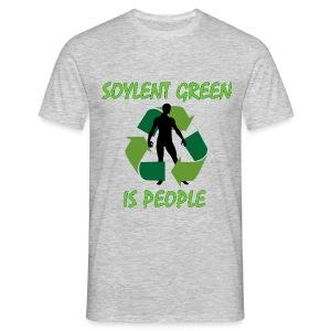Soylent Green Hemd - Männer T-Shirt