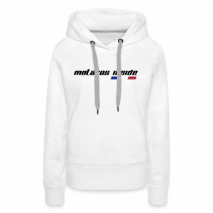Sweat-shirt - Original band - Sweat-shirt à capuche Premium pour femmes