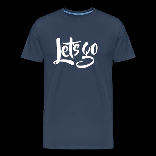 Let's go Men's Premium T-shirt - Men's Premium T-Shirt