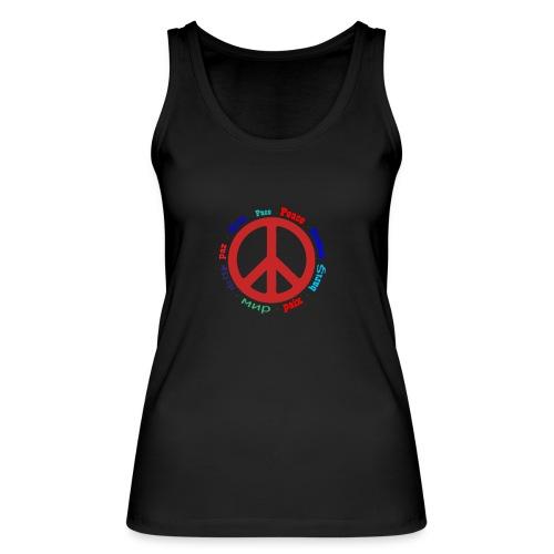 Peace international - Frauen Bio Tank Top von Stanley & Stella