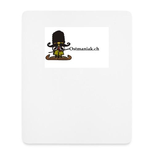 Mousepad für Ostmaniaken - Mousepad (Hochformat)